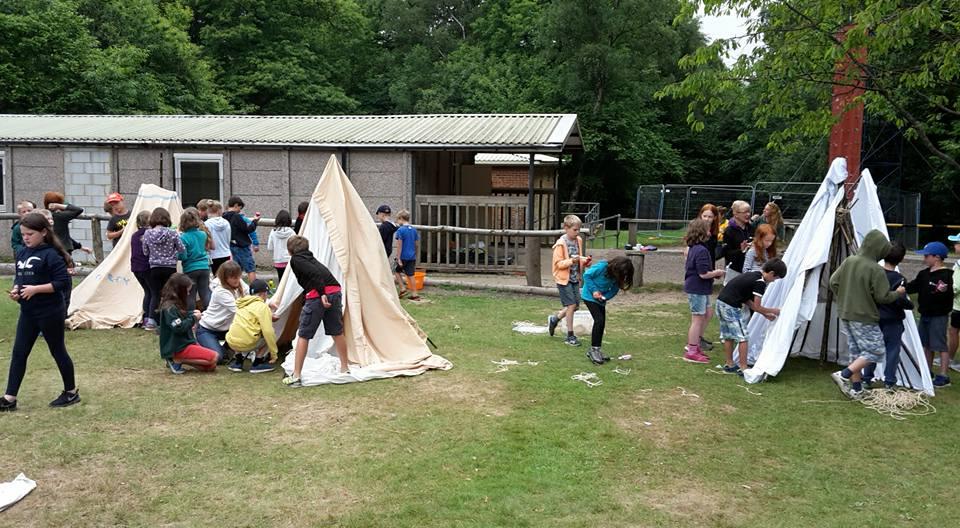 Cub Camp June 2017