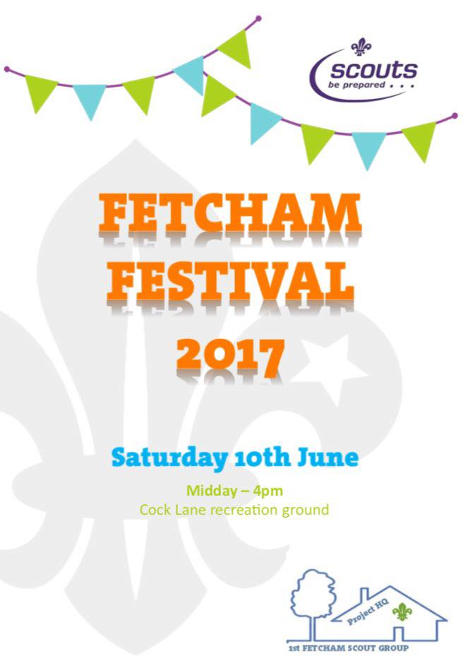 Fetcham Festival 2017